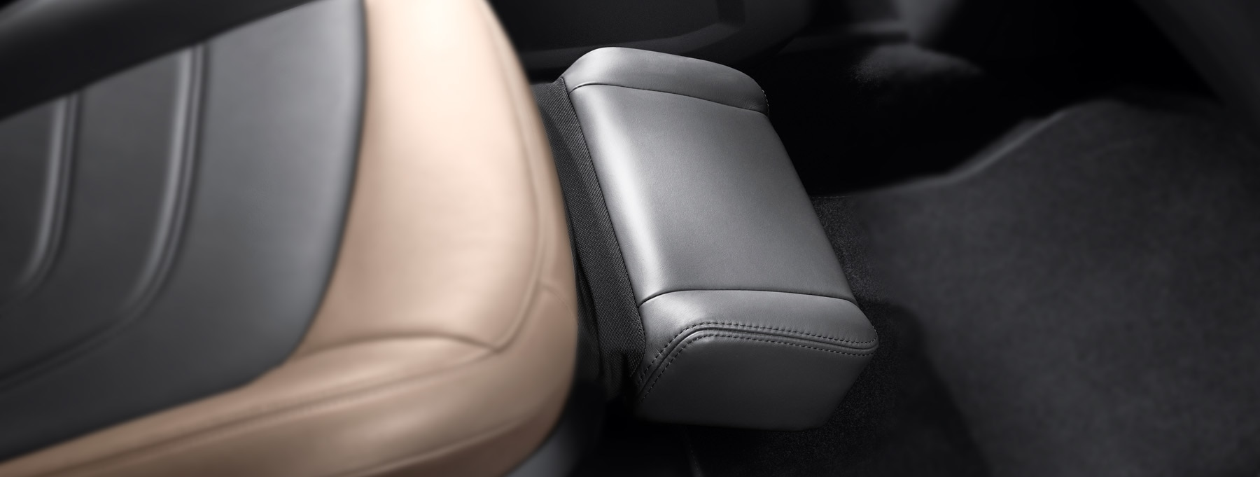 Comfort - Relax front passenger seat